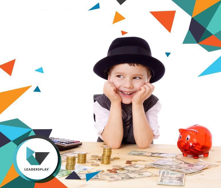 парите в света на децата
