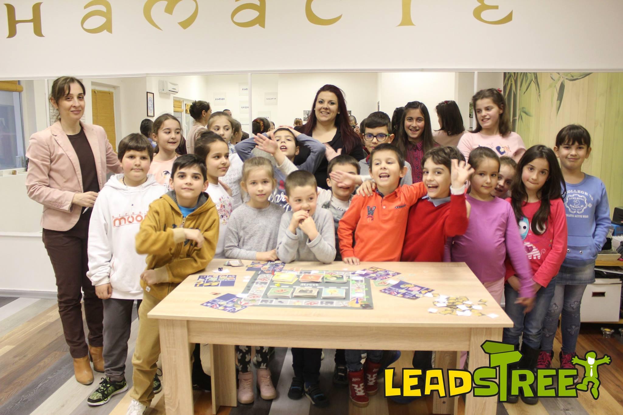 обучение на деца по предприемачество
